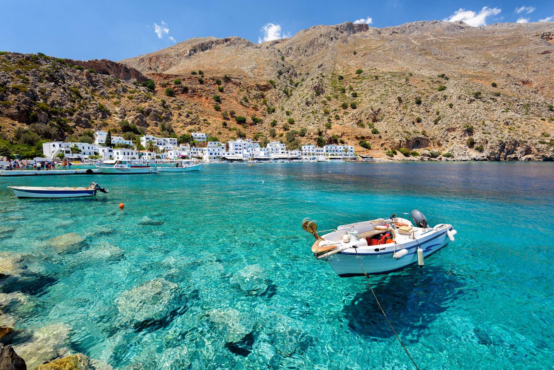 Kreta vakantie