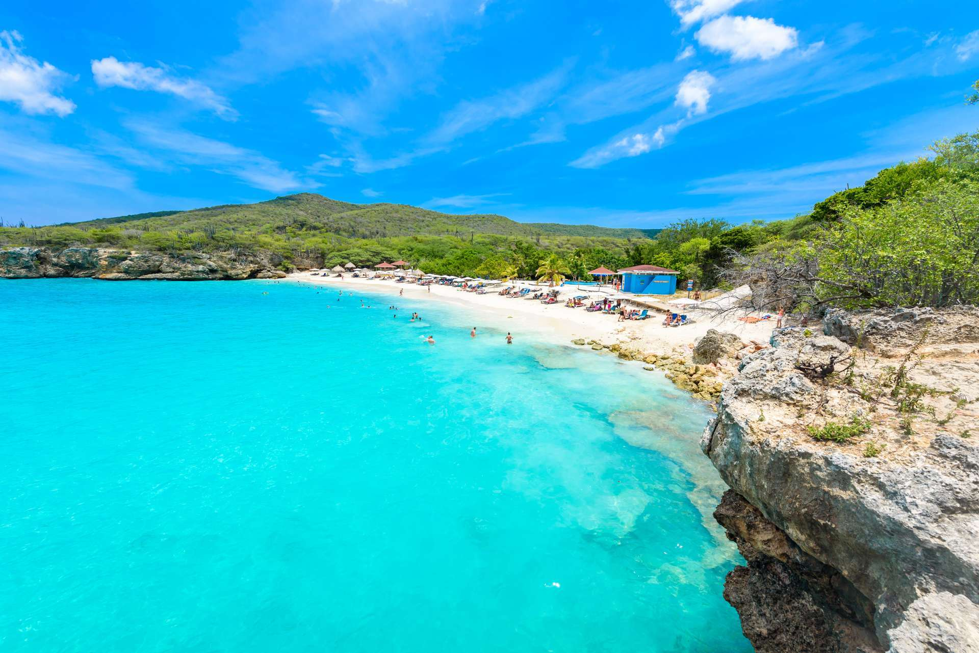 Vakantie Curaçao Grote Knip