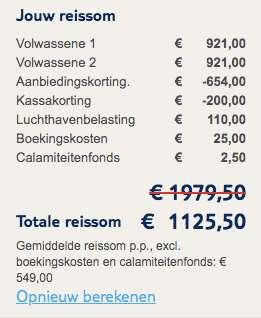 10 dagen Bali €549