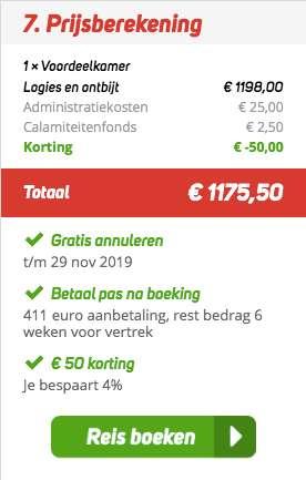 10 dagen Bali voor maar €599