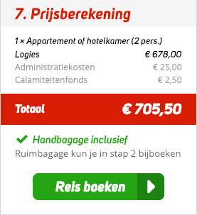 12 dagen Curaçao = €339
