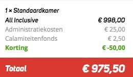 15 dagen Kreta €475