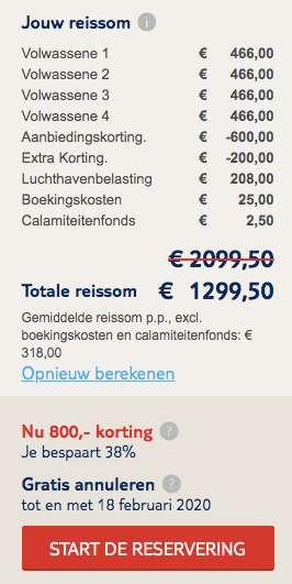 15 dagen naar zakynthos voor €318