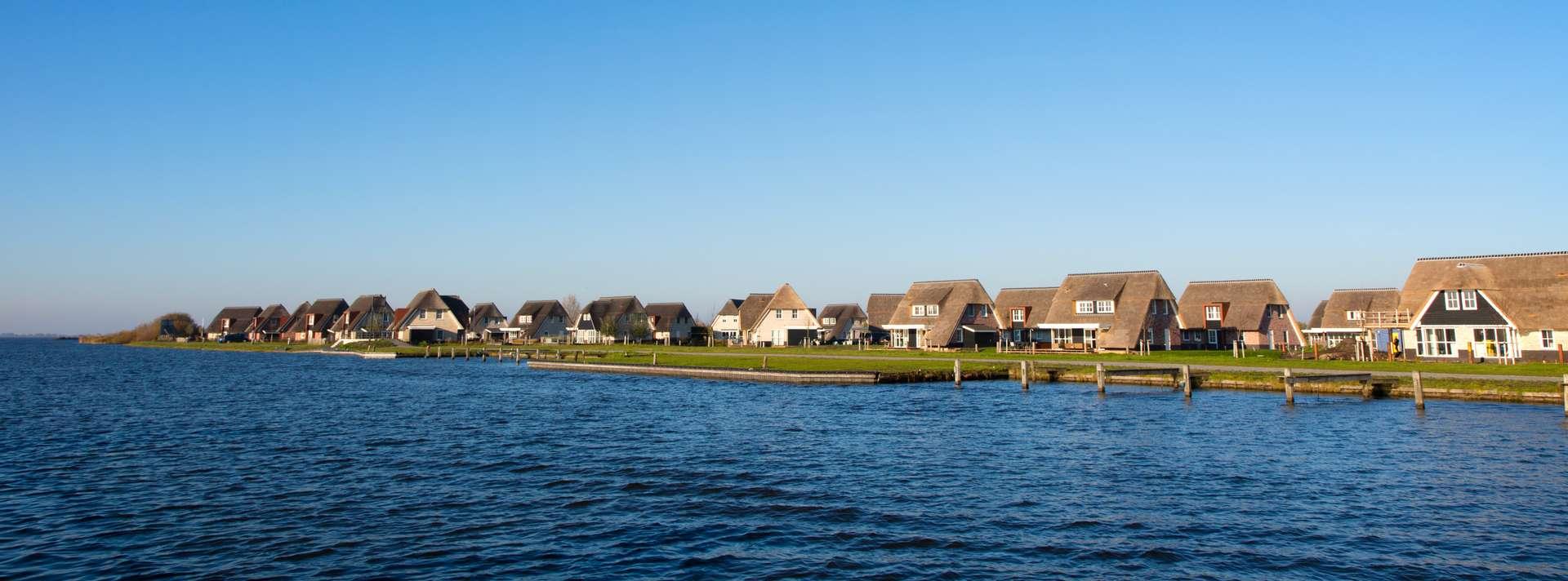 Luxe vakantiepark in Nederland