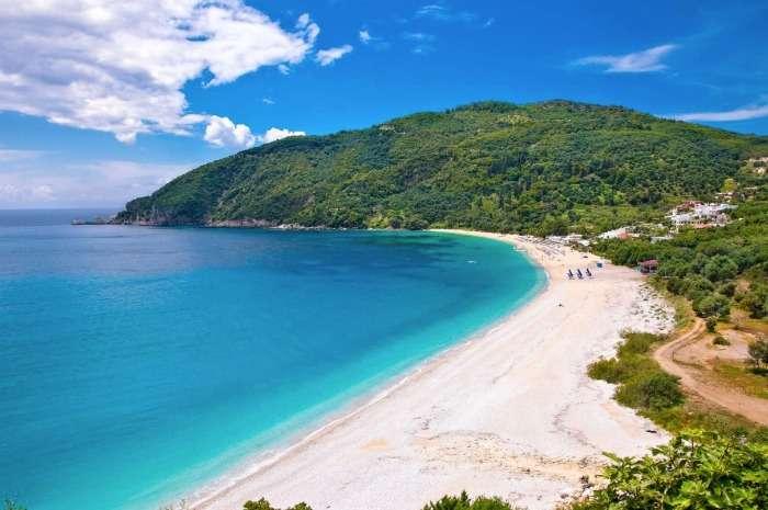 Epirus Lichnos Beach Parga