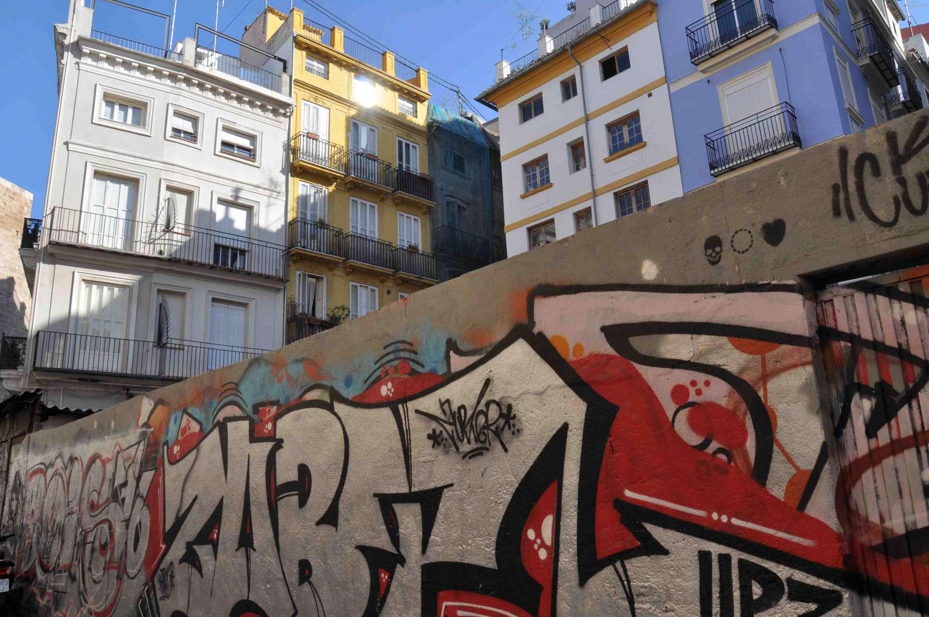 Street Art El Carmen