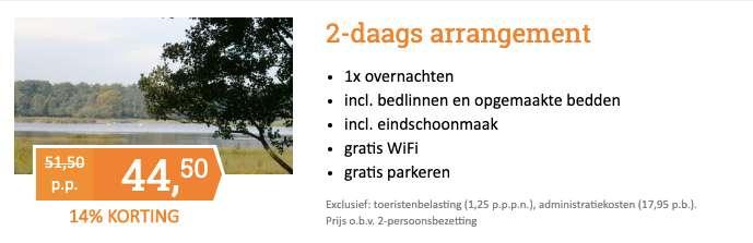 2 dagen naar Emmen voor €44,50