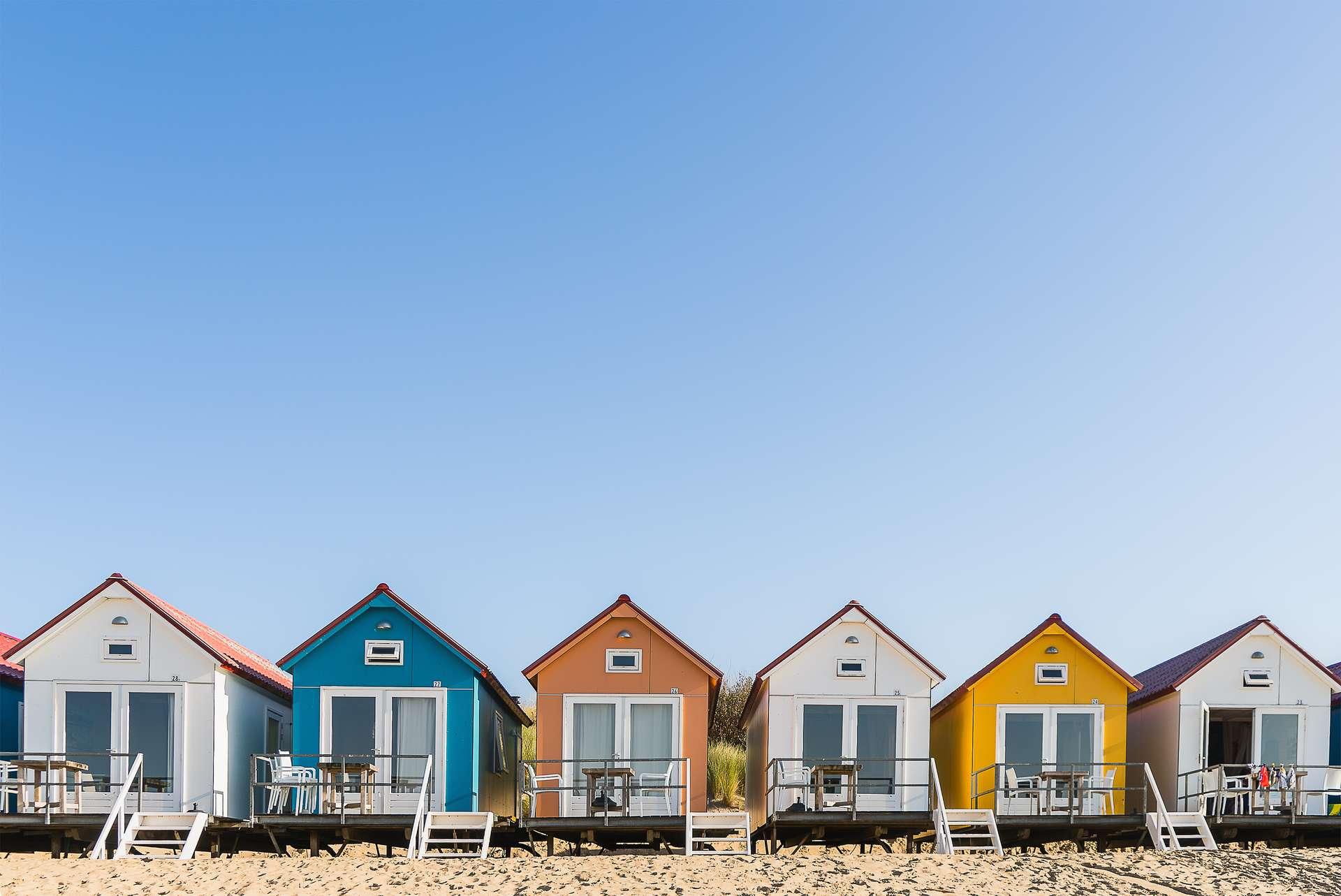 Vakantiehuis Nederland aan zee