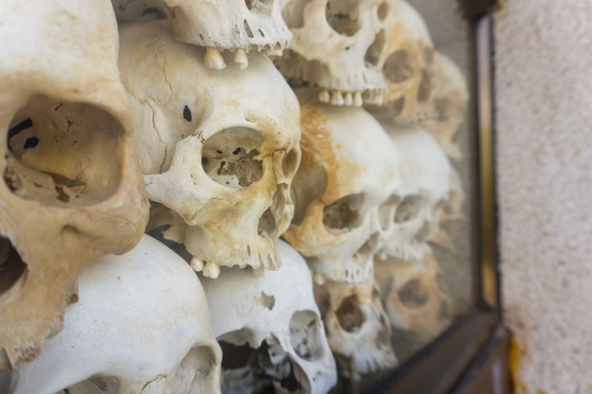 Killing Fields, Cambodja