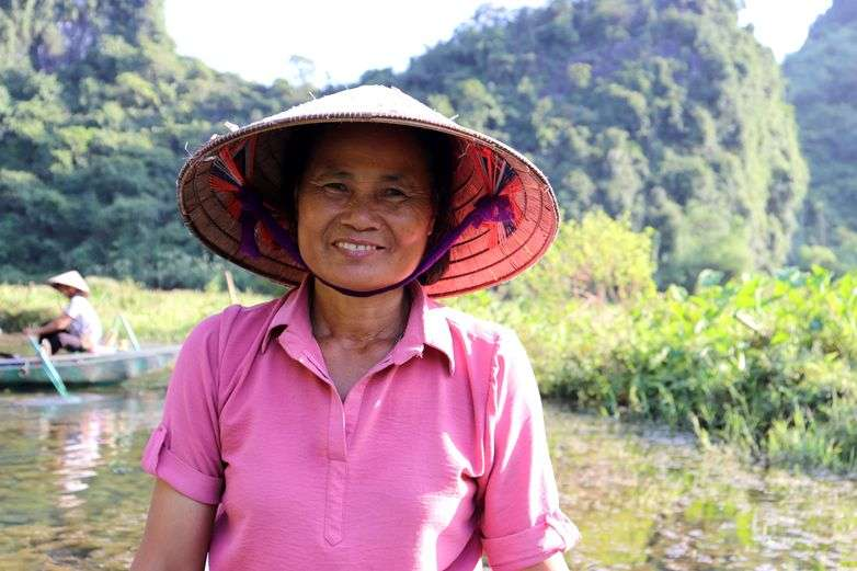 Vietnamese vrouw