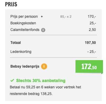 3 dagen Krakau €85