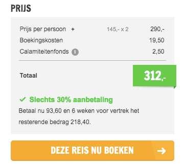 3 dagen Madrid €145