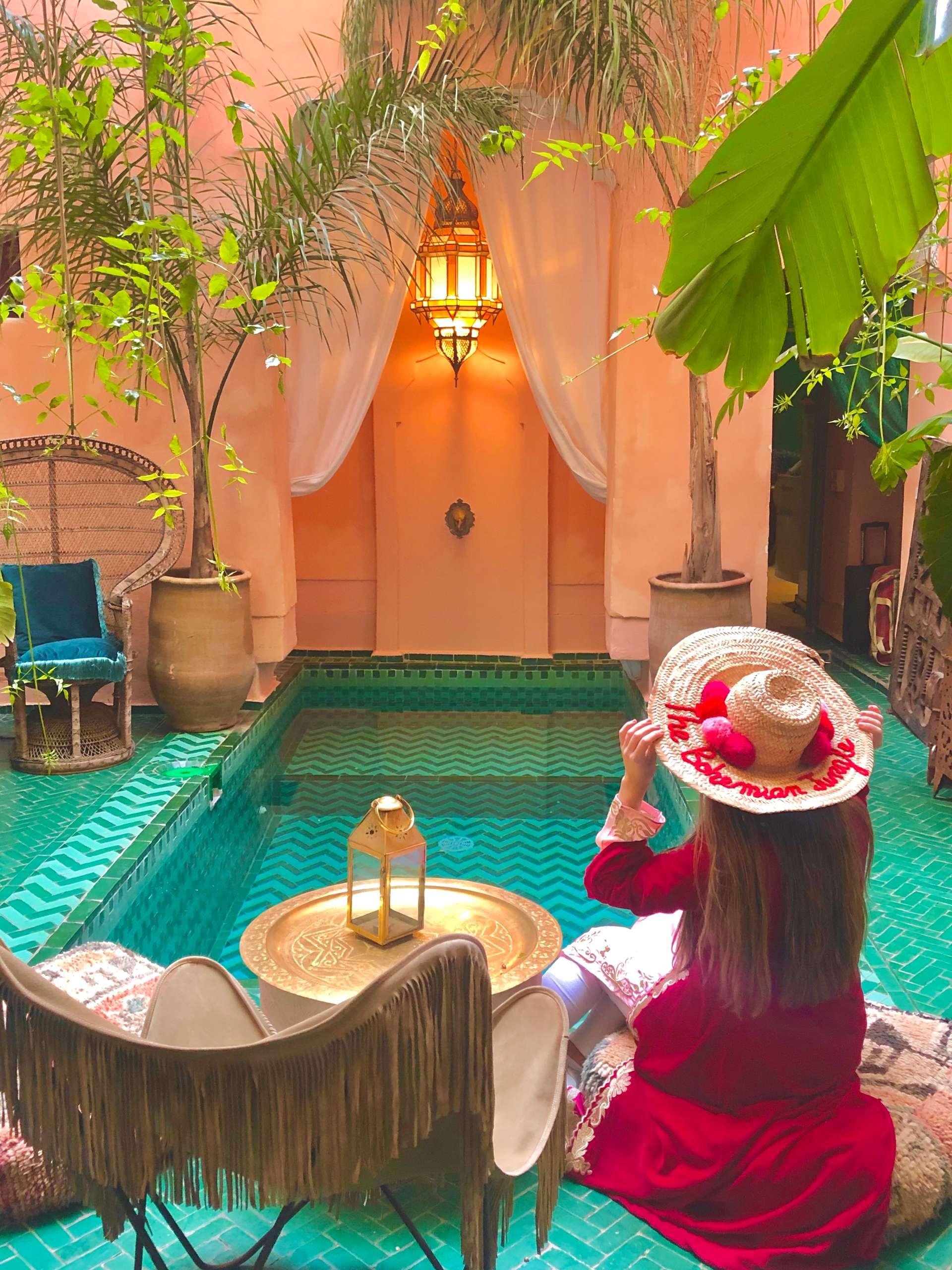 Riad The Bohemian Jungle