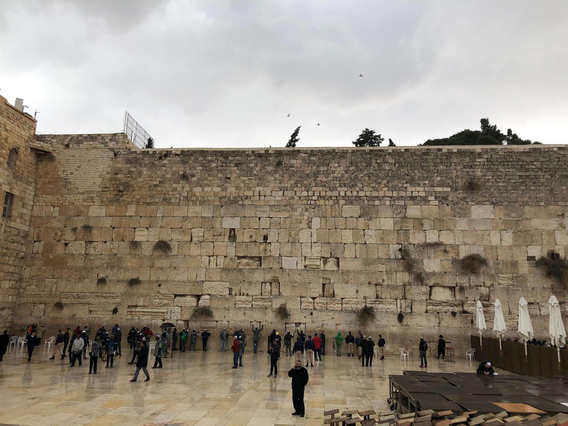 Israël, Jeruzalem, klaagmuur