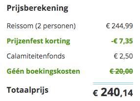 4 dagen Barcelona €121
