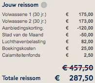 4 dagen Lissabon €130