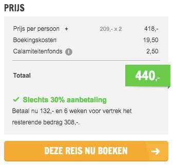 4 dagen Mallorca €189