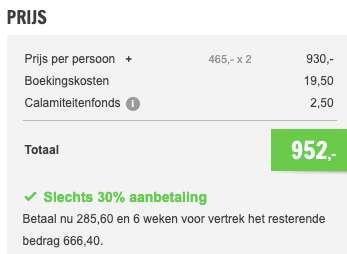 4 dagen naar IJsland voor €465