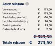 4 dagen Praag €123