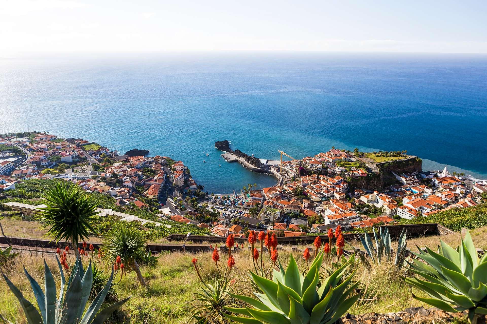 Portuga Madeira Miradouro da Torre view