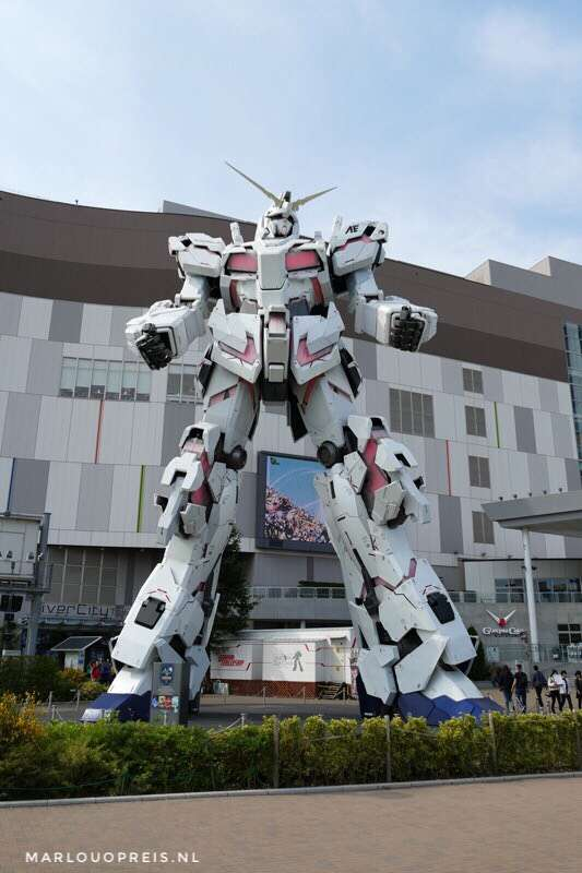 Gundam Robot Tokyo