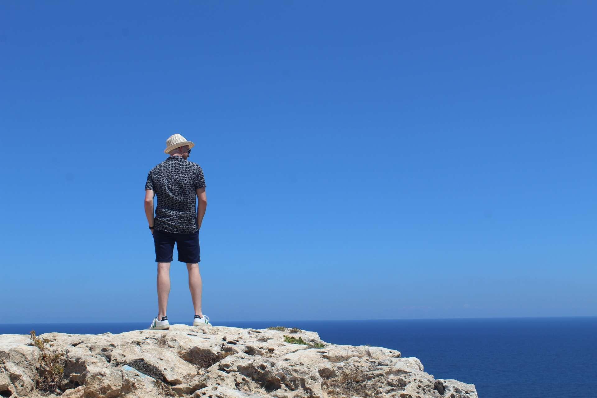 uitzichtpunt Gozo