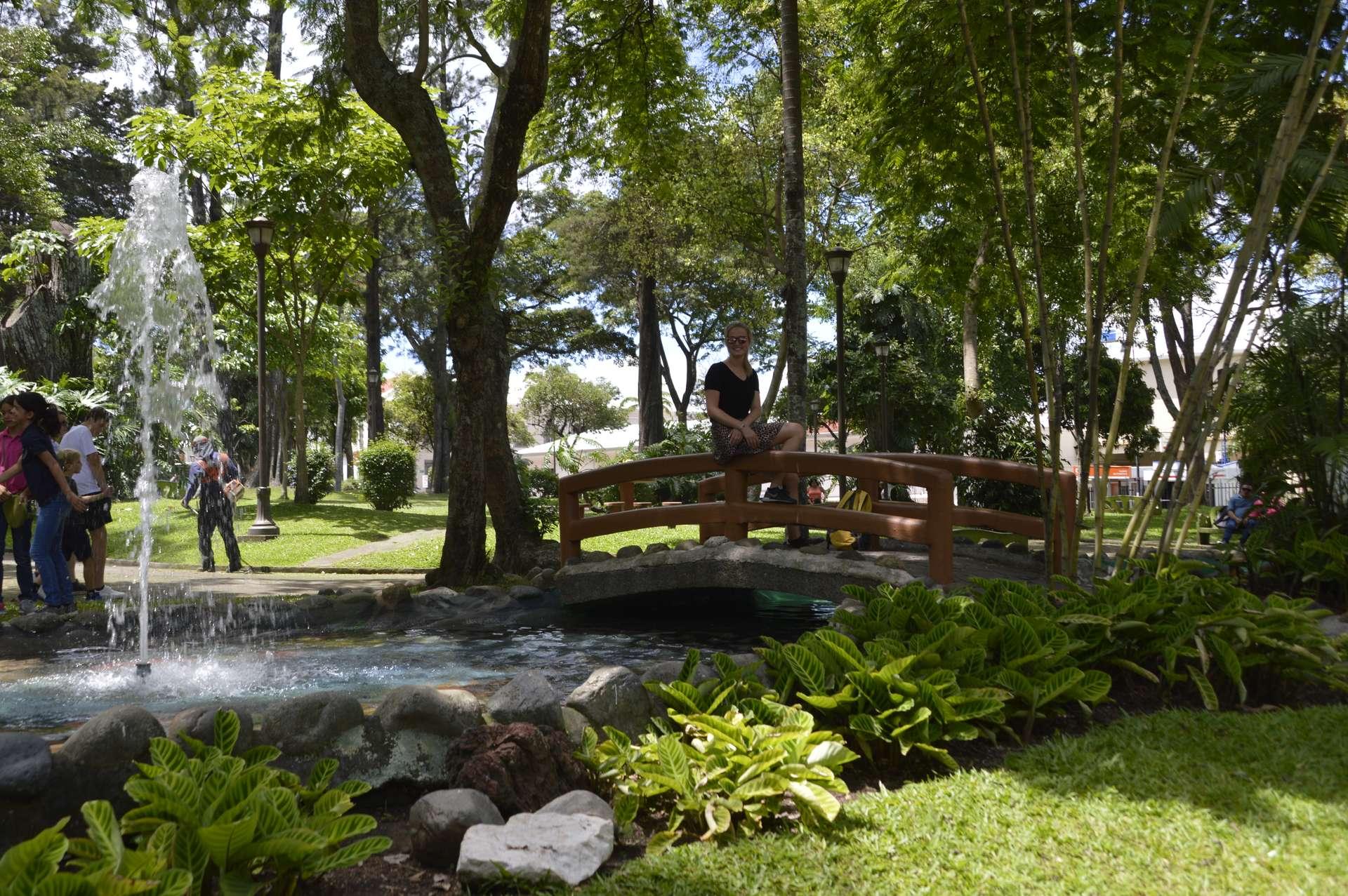 Costa Rica, San José, Parque Nacional