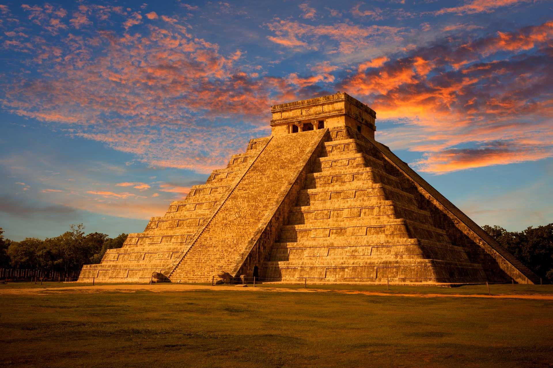 Vakantie Mexico Chichen Itza