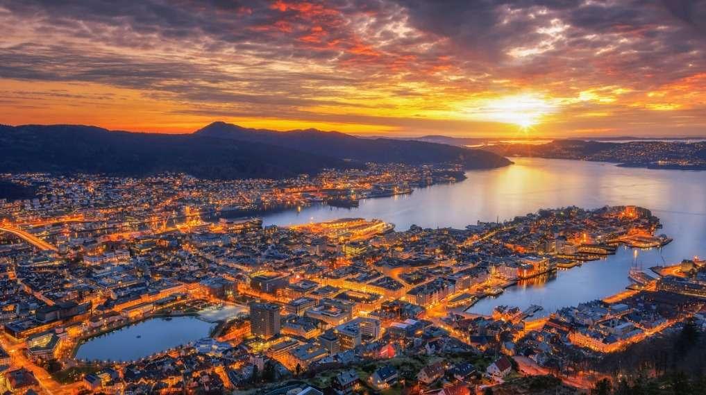 Goedkope stedentrip Bergen