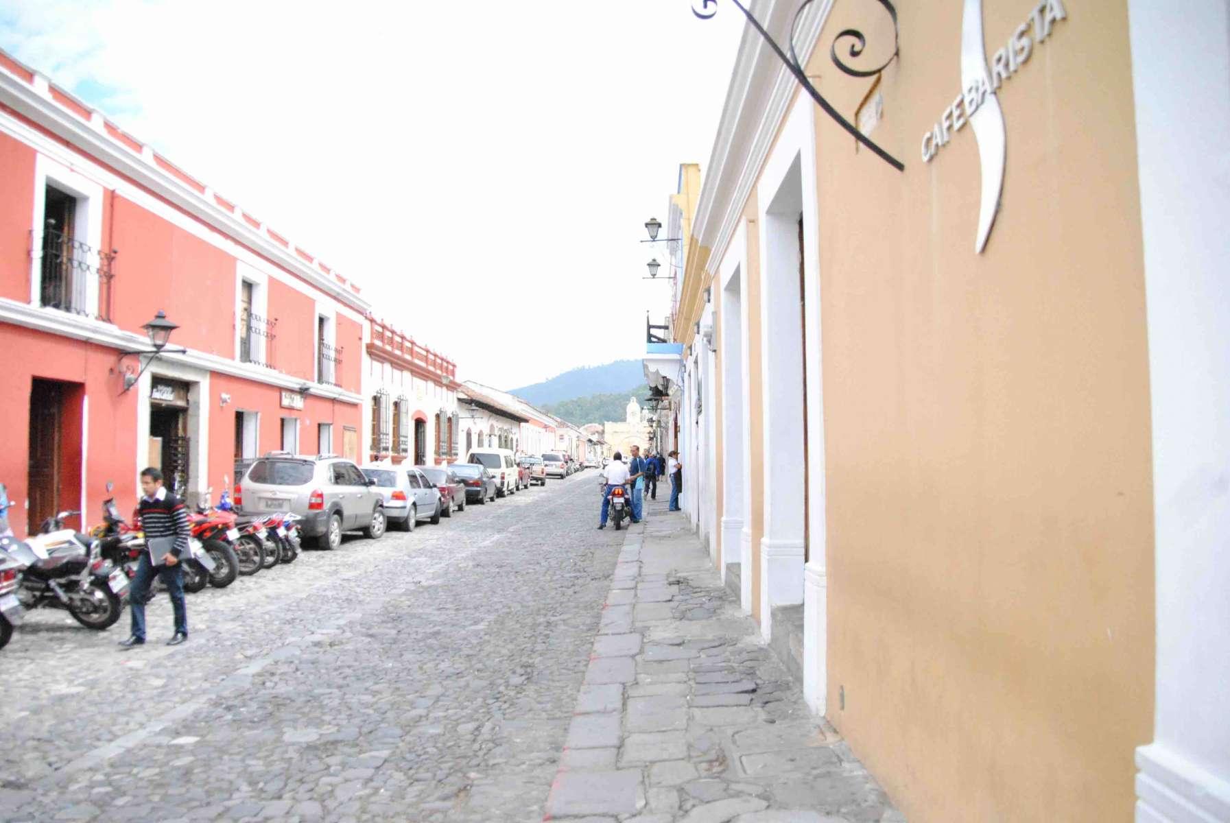 De kleurrijke straten van Guatemala