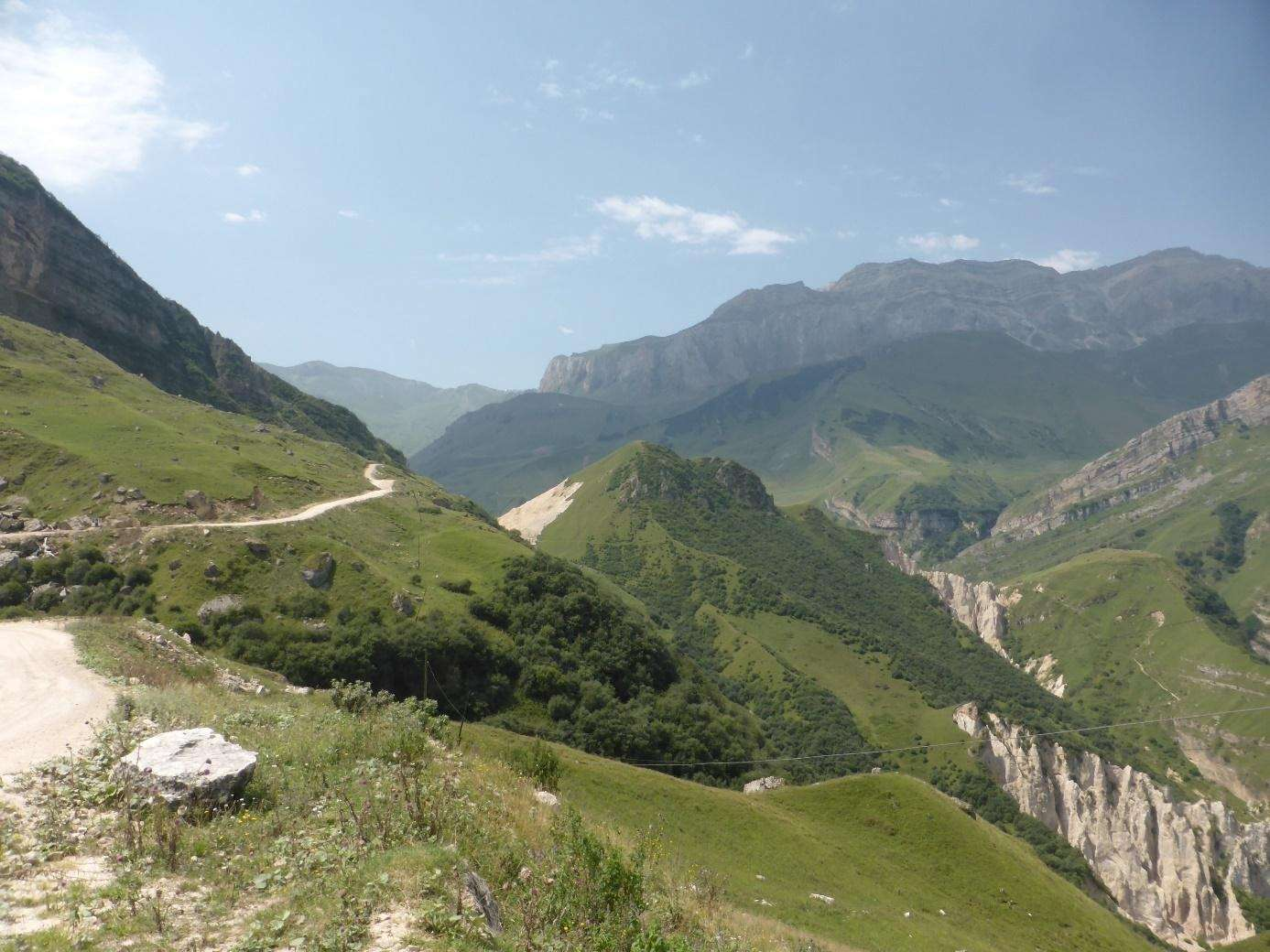 Azerbeidzjan, Shadagh National Park