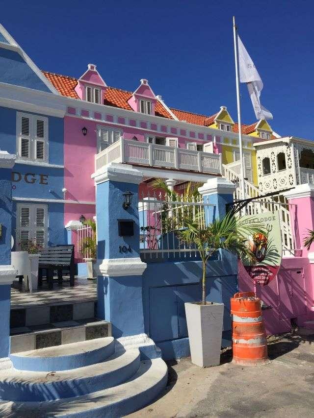 Scubalodge Boutique Hotel & Ocean Suites Curaçao