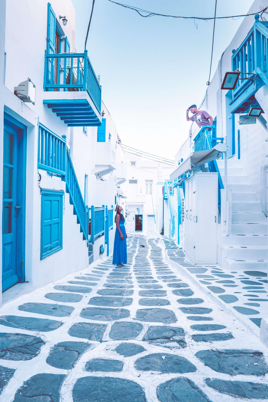 Vakantie Mykonos