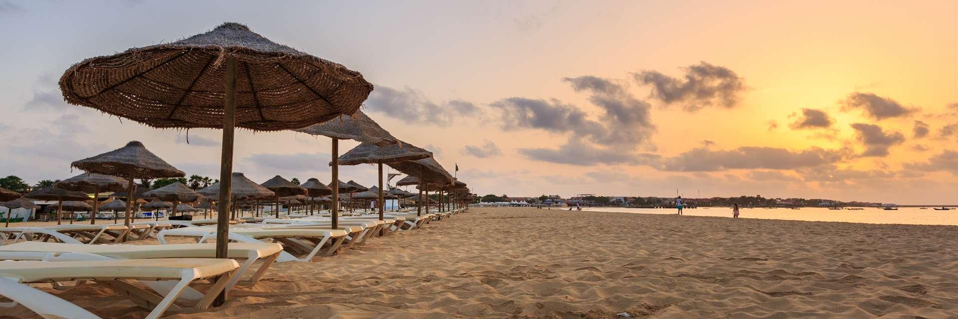 Kaapverdië Sal beach