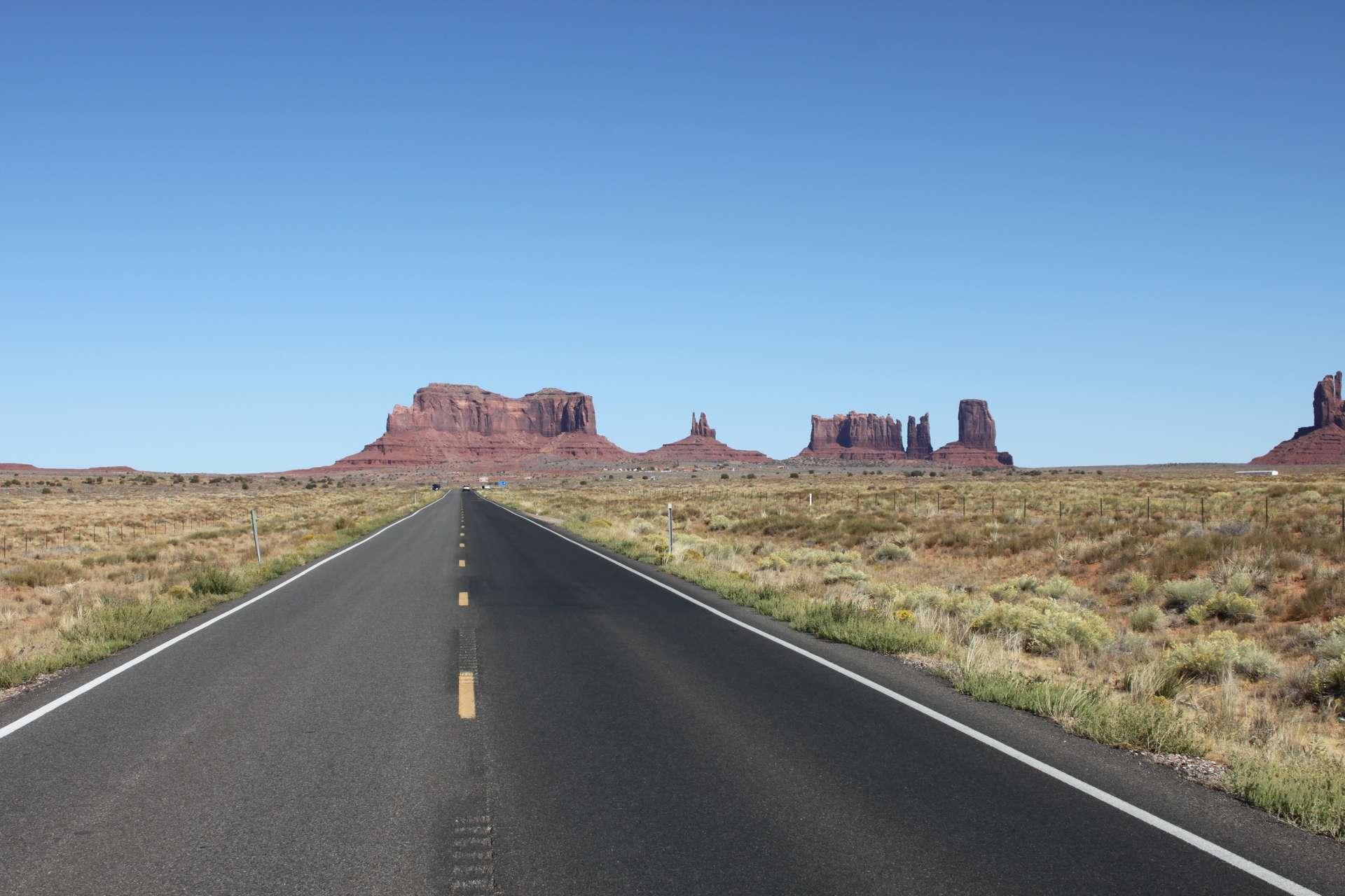 Amerika, Monument Valley