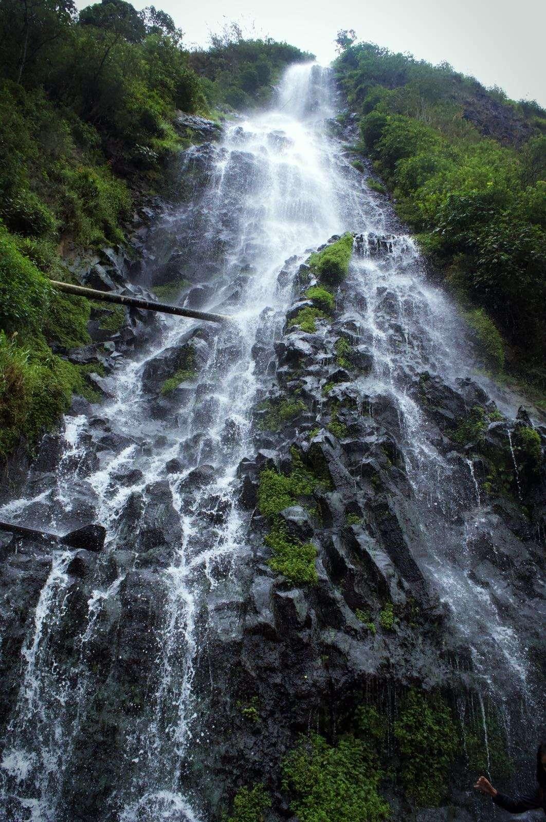 Baños waterval