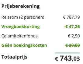 7 dagen Kreta €372