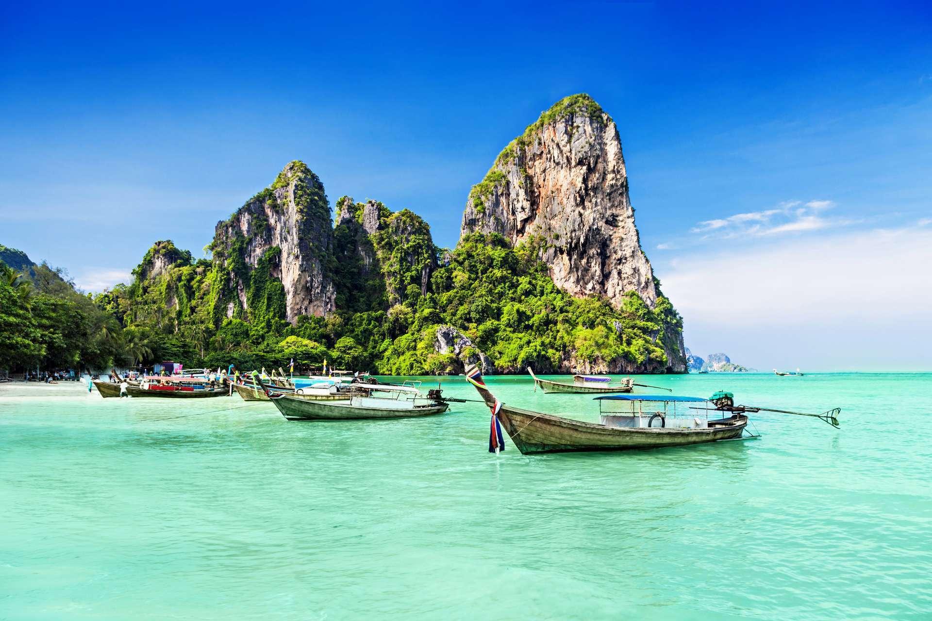 Thailand eiland