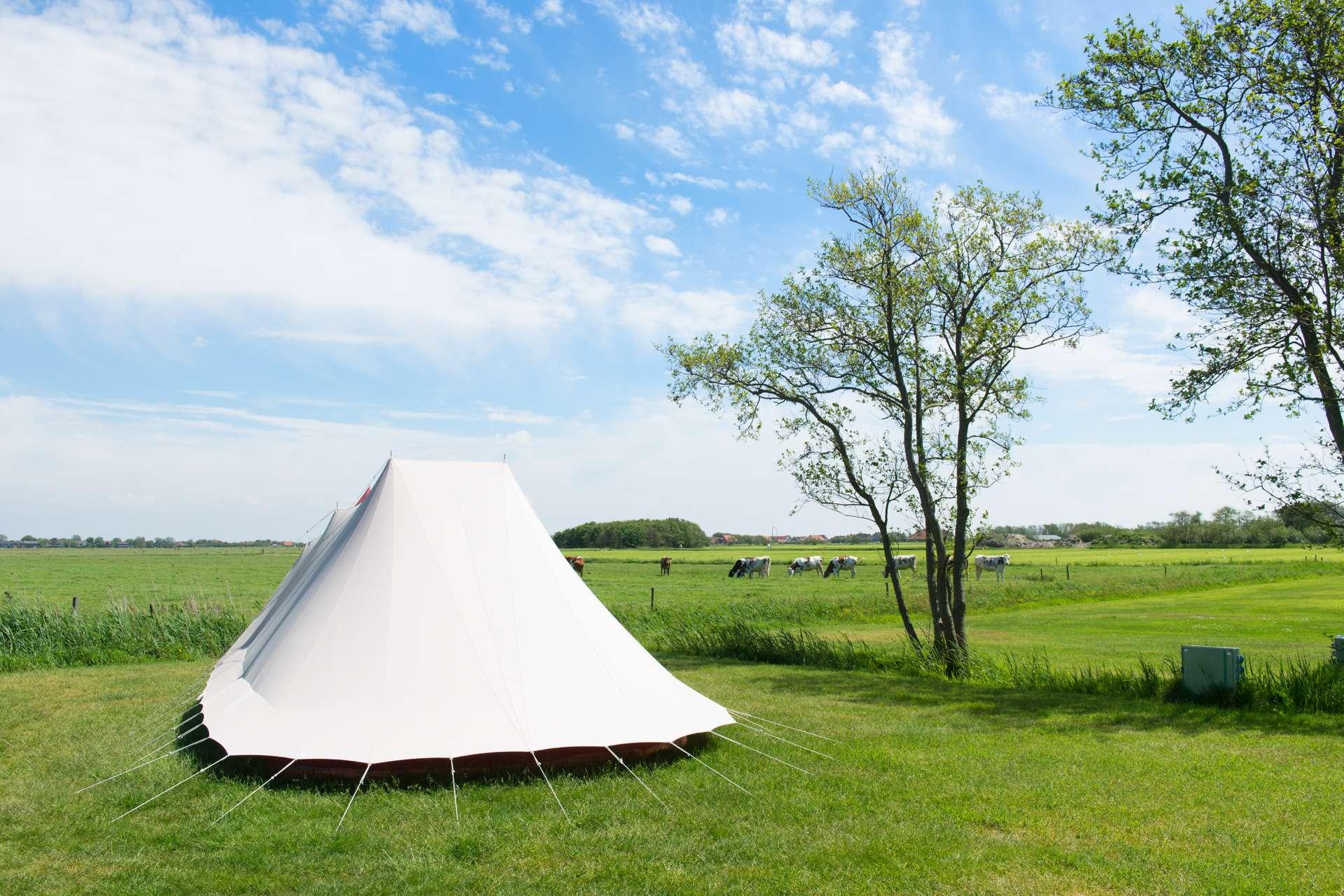 camping vakantie