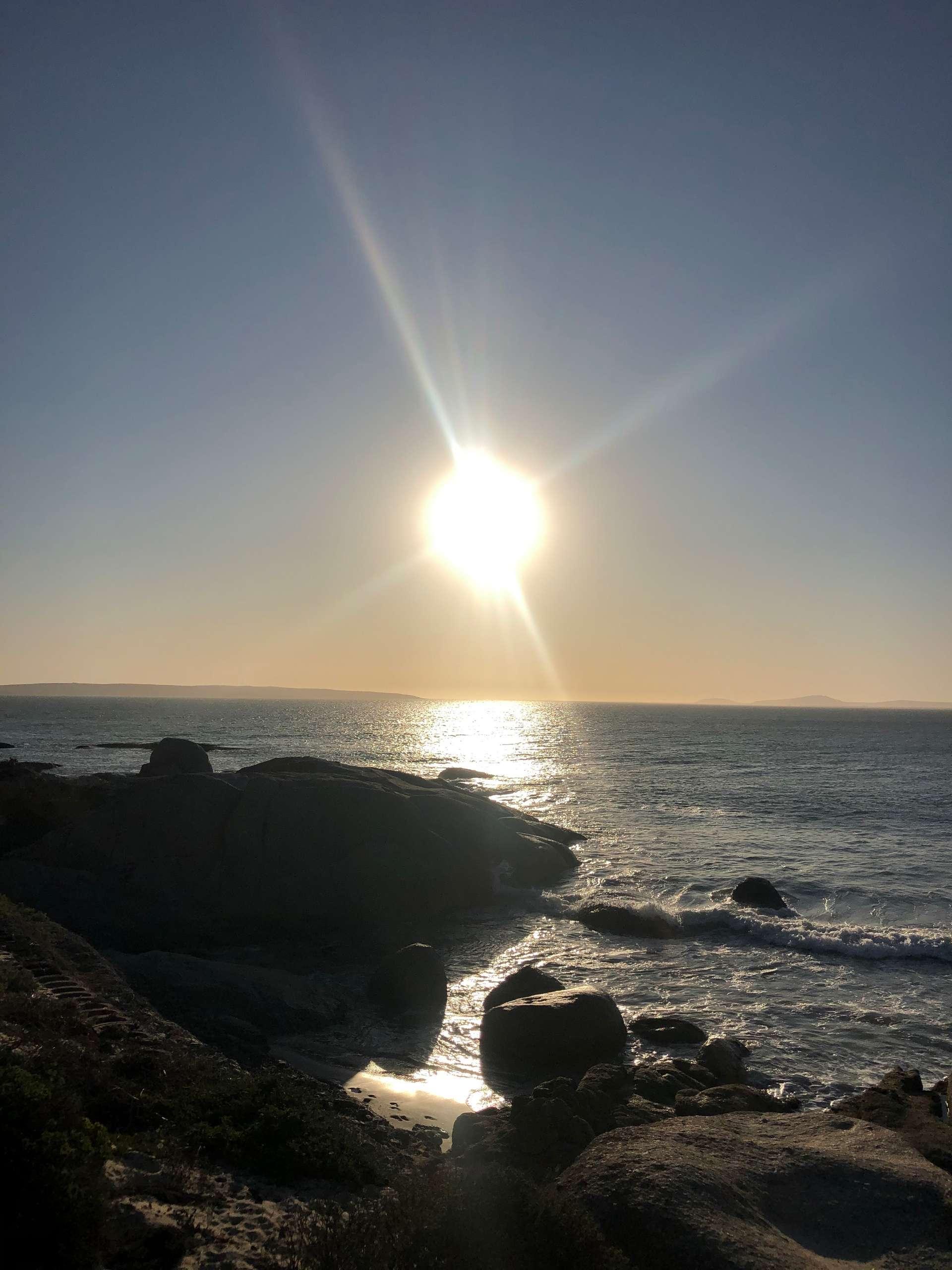 Zuid-Afrika, Kaapstad, strand