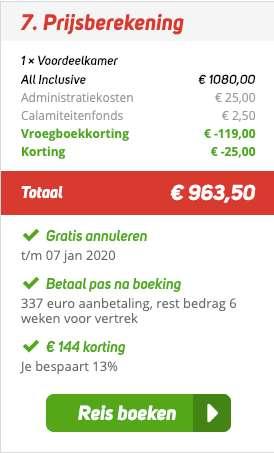 8 dagen Bulgarije = €468