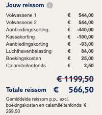 8 dagen Fuerteventura €269