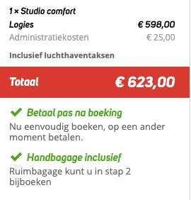 8 dagen Fuerteventura €299