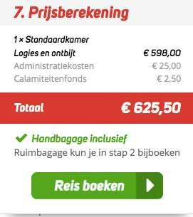 8 dagen Gambia €299