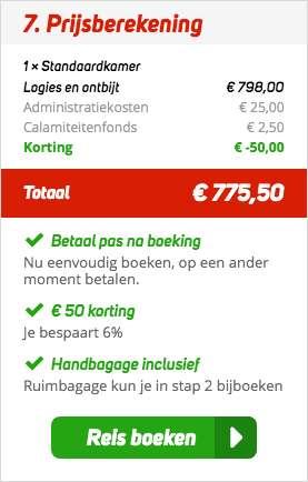 8 dagen Gambia voor €399