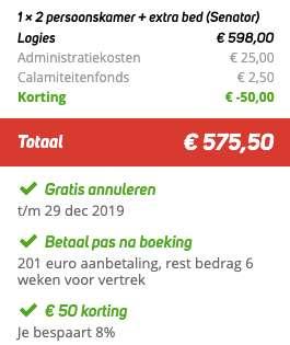 8 dagen Lefkas €274