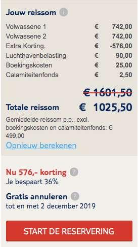 8 dagen Mallorca voor maar €499