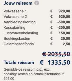 8 dagen naar Gambia voor €654