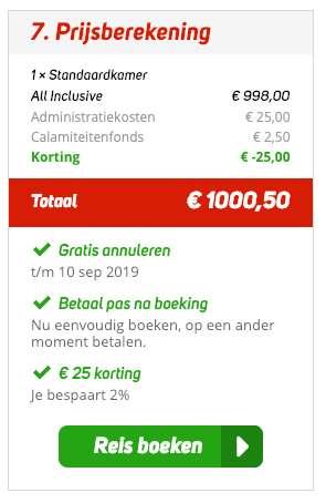8 dagen naar Zakynthos vanaf €499!