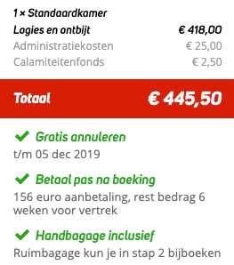 8 dagen Noord-Macedonië €209